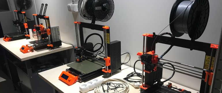 Lablind Zone - 3D tiskařské semináře